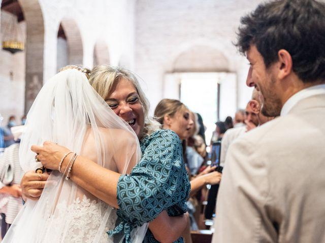 Il matrimonio di Enrico e Ginevra a Bagnacavallo, Ravenna 50