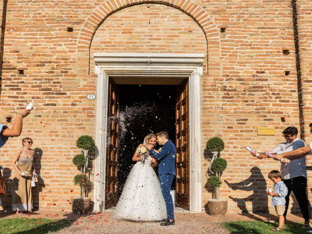 Il matrimonio di Enrico e Ginevra a Bagnacavallo, Ravenna 52