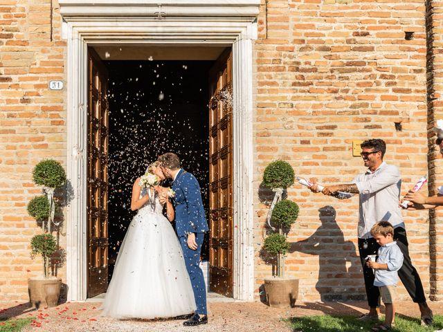Il matrimonio di Enrico e Ginevra a Bagnacavallo, Ravenna 53