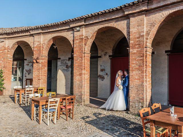 Il matrimonio di Enrico e Ginevra a Bagnacavallo, Ravenna 62