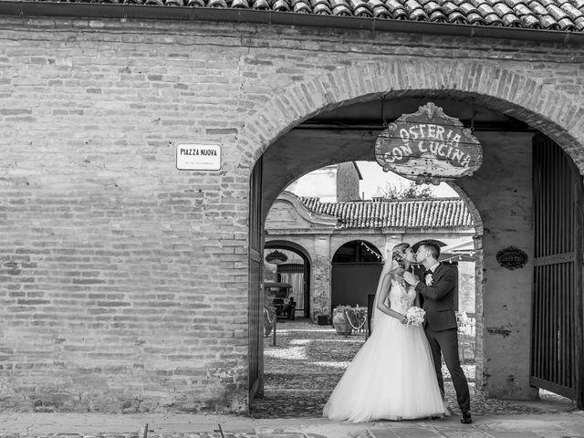 Il matrimonio di Enrico e Ginevra a Bagnacavallo, Ravenna 64