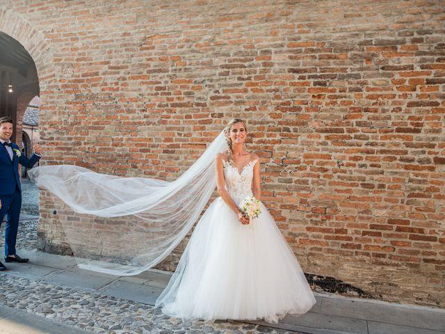 Il matrimonio di Enrico e Ginevra a Bagnacavallo, Ravenna 65