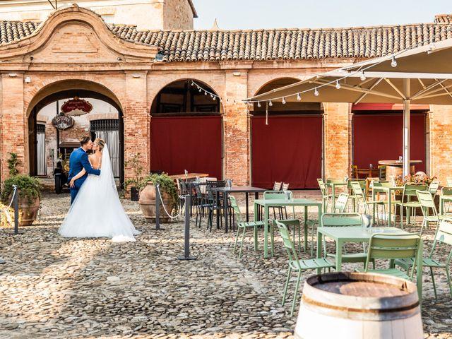 Il matrimonio di Enrico e Ginevra a Bagnacavallo, Ravenna 68