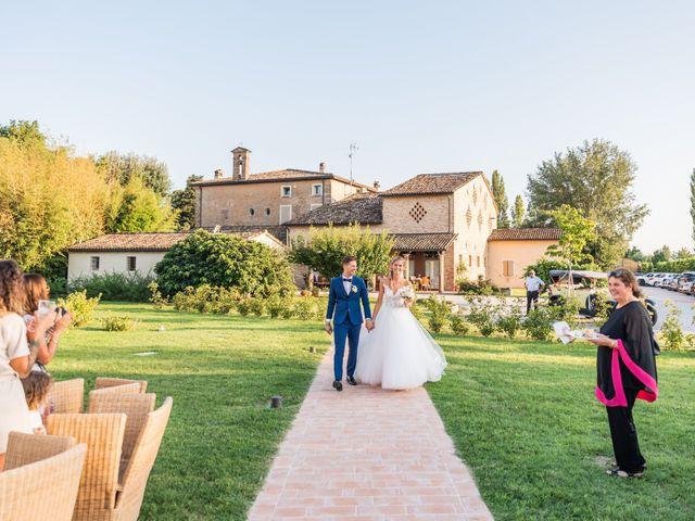 Il matrimonio di Enrico e Ginevra a Bagnacavallo, Ravenna 71