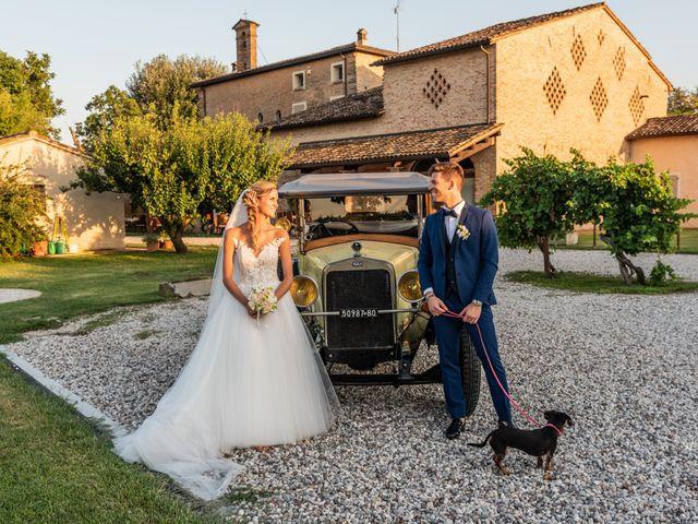 Il matrimonio di Enrico e Ginevra a Bagnacavallo, Ravenna 76