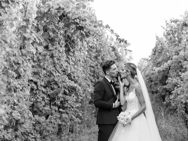 Il matrimonio di Enrico e Ginevra a Bagnacavallo, Ravenna 83