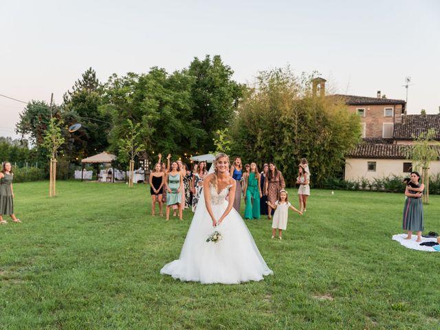 Il matrimonio di Enrico e Ginevra a Bagnacavallo, Ravenna 92