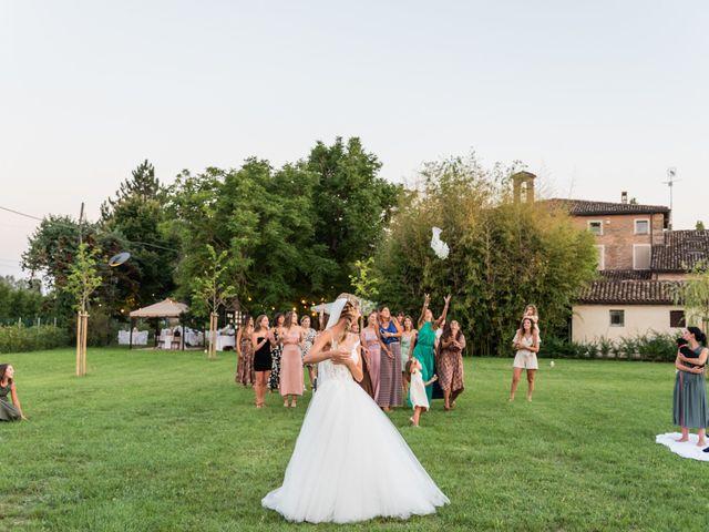 Il matrimonio di Enrico e Ginevra a Bagnacavallo, Ravenna 93