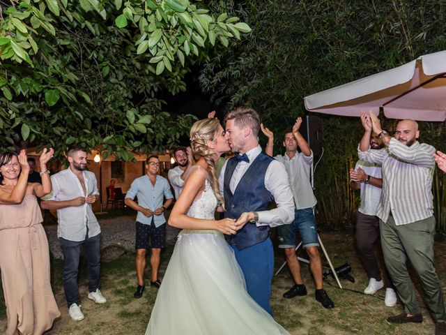 Il matrimonio di Enrico e Ginevra a Bagnacavallo, Ravenna 103