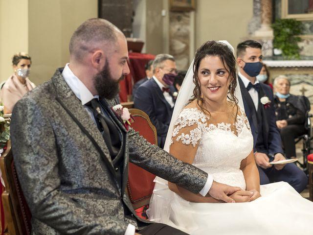 Il matrimonio di Daniele e Rosa a Villongo, Bergamo 6