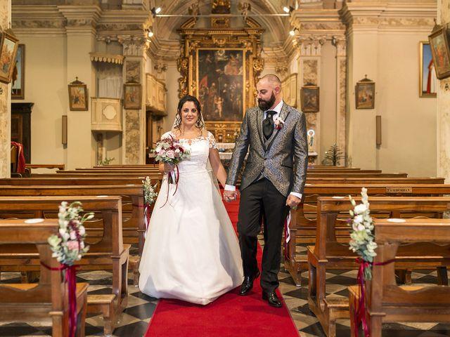 Il matrimonio di Daniele e Rosa a Villongo, Bergamo 7