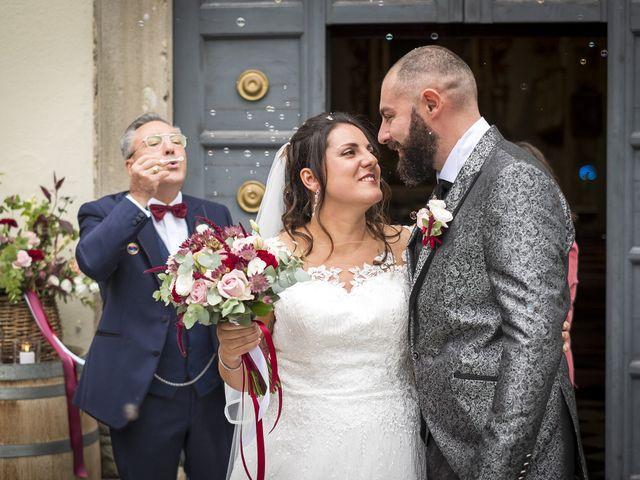 Il matrimonio di Daniele e Rosa a Villongo, Bergamo 9