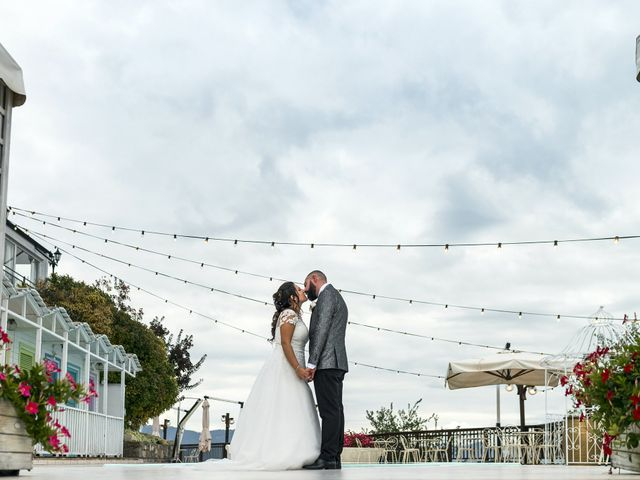 Le nozze di Rosa e Daniele