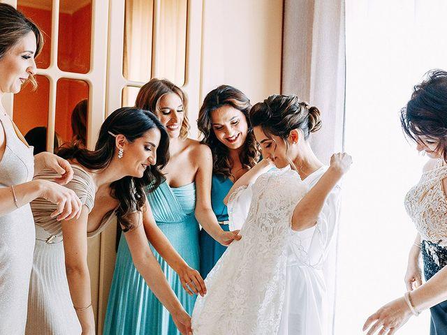 Il matrimonio di Stefania e Carmelo a Adrano, Catania 4