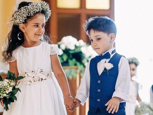 Il matrimonio di Stefania e Carmelo a Adrano, Catania 14