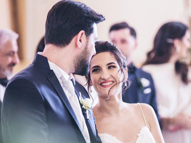 Il matrimonio di Stefania e Carmelo a Adrano, Catania 15