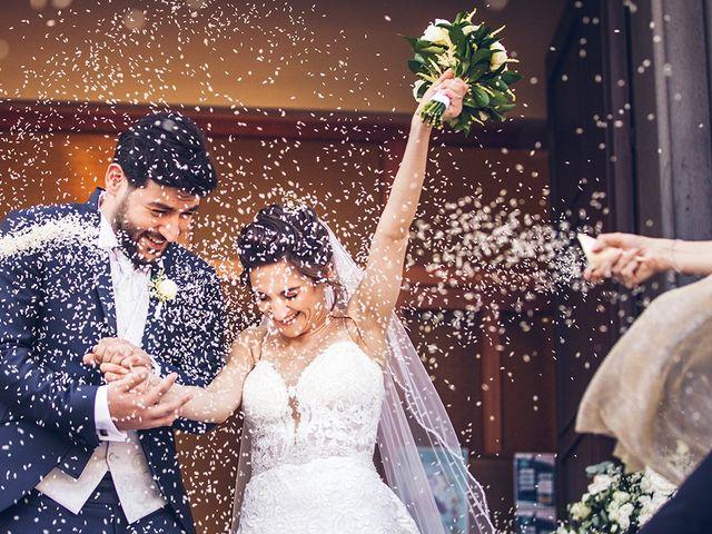 Il matrimonio di Stefania e Carmelo a Adrano, Catania 19