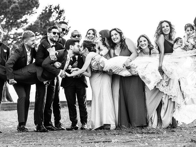 Il matrimonio di Stefania e Carmelo a Adrano, Catania 27