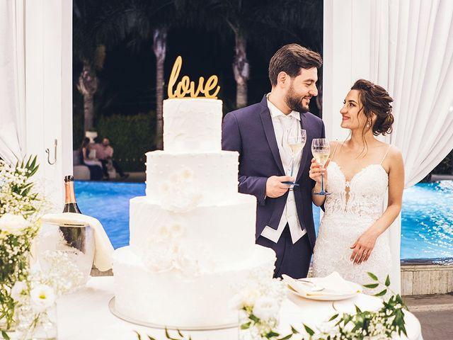 Il matrimonio di Stefania e Carmelo a Adrano, Catania 34