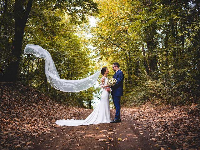 Le nozze di Mariangela e Davide