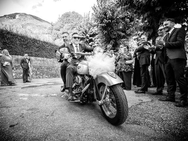 Il matrimonio di Matteo e Laura a Camaiore, Lucca 35