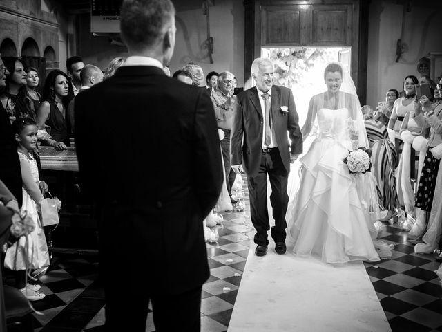 Il matrimonio di Matteo e Laura a Camaiore, Lucca 41