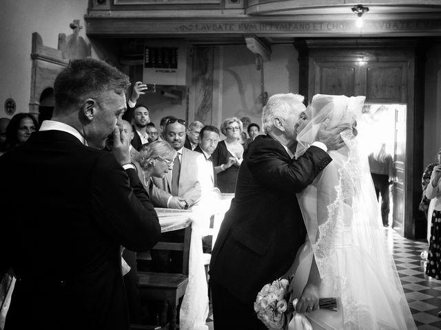 Il matrimonio di Matteo e Laura a Camaiore, Lucca 42