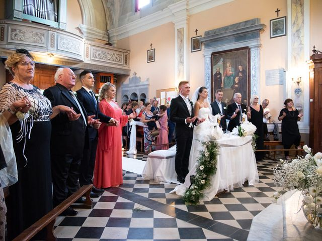 Il matrimonio di Matteo e Laura a Camaiore, Lucca 54