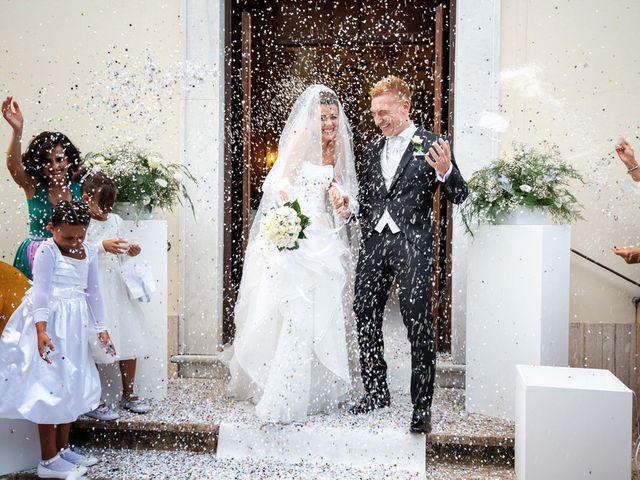 Il matrimonio di Matteo e Laura a Camaiore, Lucca 57