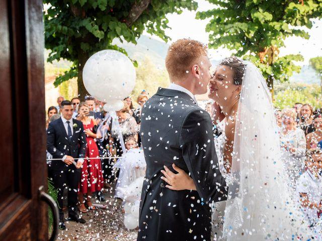 Il matrimonio di Matteo e Laura a Camaiore, Lucca 58