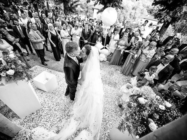 Il matrimonio di Matteo e Laura a Camaiore, Lucca 59