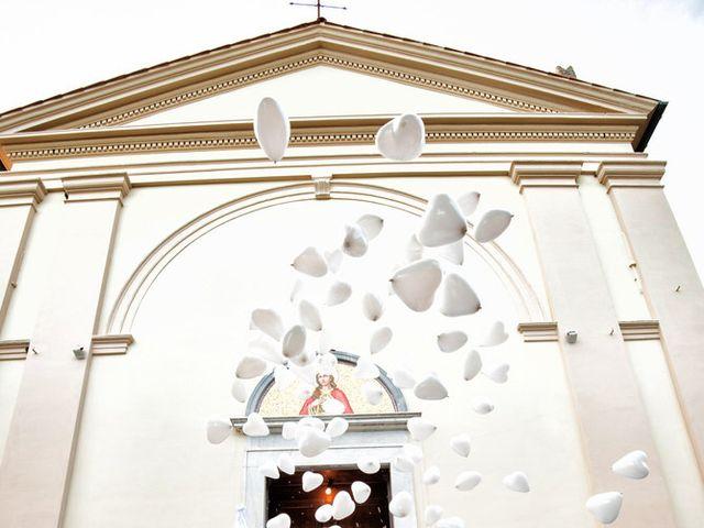 Il matrimonio di Matteo e Laura a Camaiore, Lucca 60