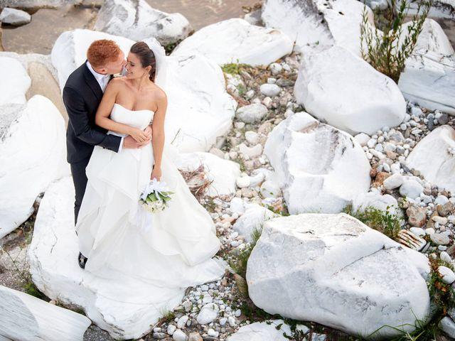 Il matrimonio di Matteo e Laura a Camaiore, Lucca 87