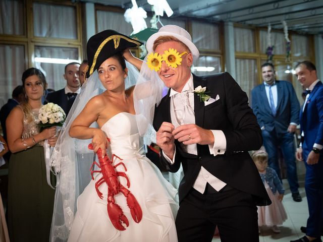 Il matrimonio di Matteo e Laura a Camaiore, Lucca 94