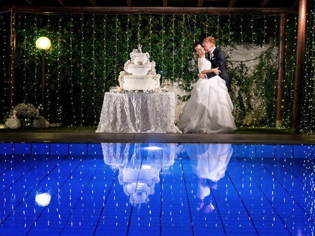 Il matrimonio di Matteo e Laura a Camaiore, Lucca 113