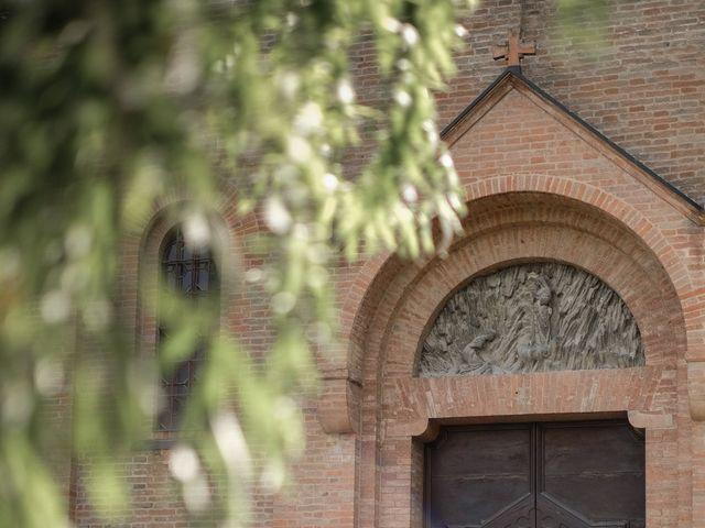 Il matrimonio di Luca e Francesca a Albinea, Reggio Emilia 10