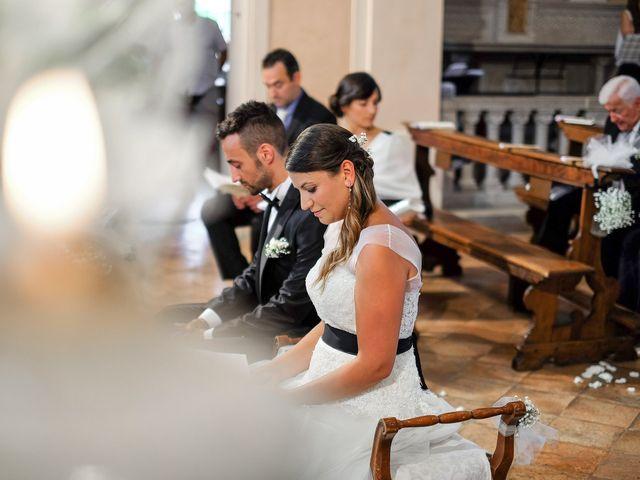 Il matrimonio di Luca e Francesca a Albinea, Reggio Emilia 11