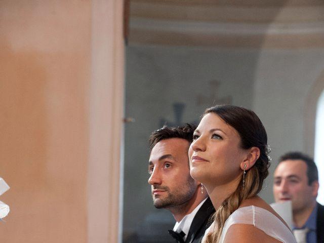 Il matrimonio di Luca e Francesca a Albinea, Reggio Emilia 12