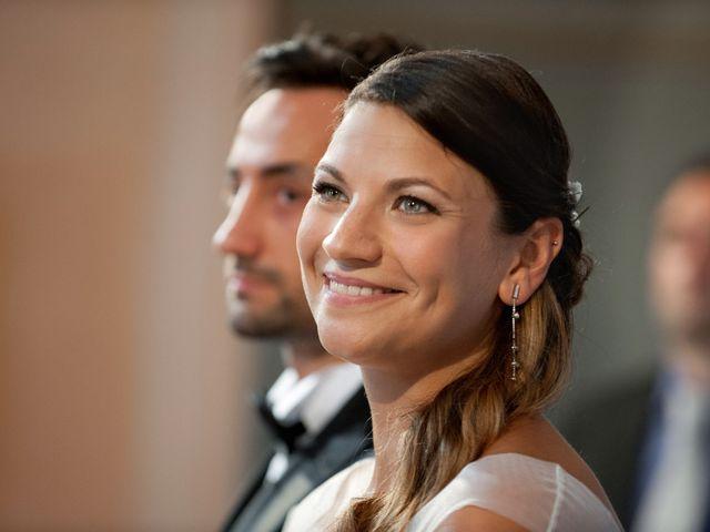 Il matrimonio di Luca e Francesca a Albinea, Reggio Emilia 13