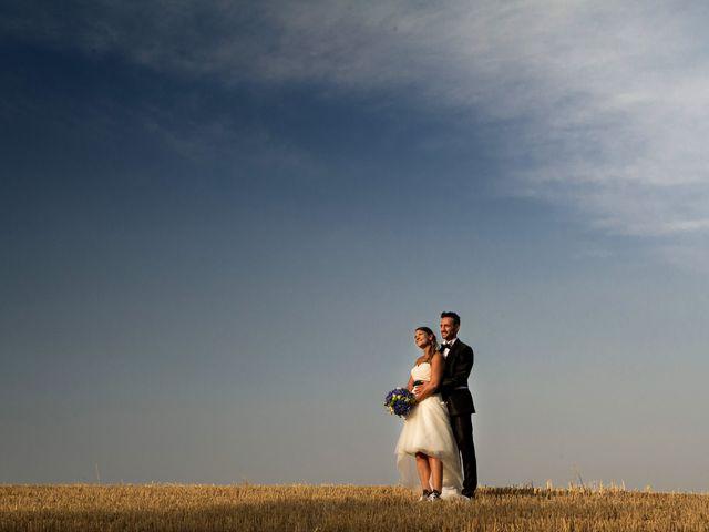 Il matrimonio di Luca e Francesca a Albinea, Reggio Emilia 17