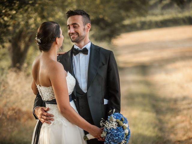 Il matrimonio di Luca e Francesca a Albinea, Reggio Emilia 20
