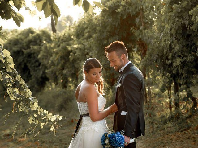 Il matrimonio di Luca e Francesca a Albinea, Reggio Emilia 21