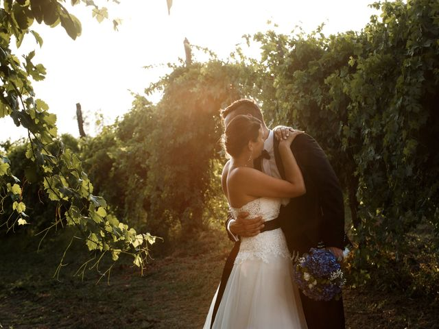 Il matrimonio di Luca e Francesca a Albinea, Reggio Emilia 22