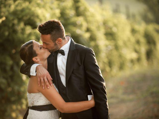 Il matrimonio di Luca e Francesca a Albinea, Reggio Emilia 23