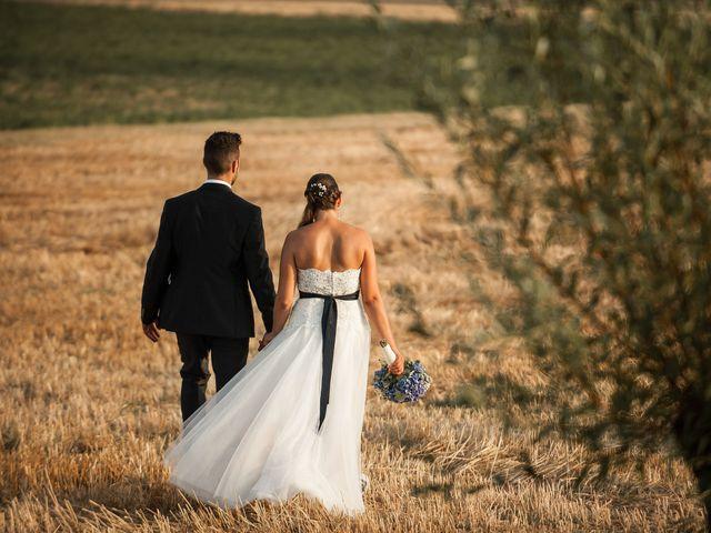 Il matrimonio di Luca e Francesca a Albinea, Reggio Emilia 24
