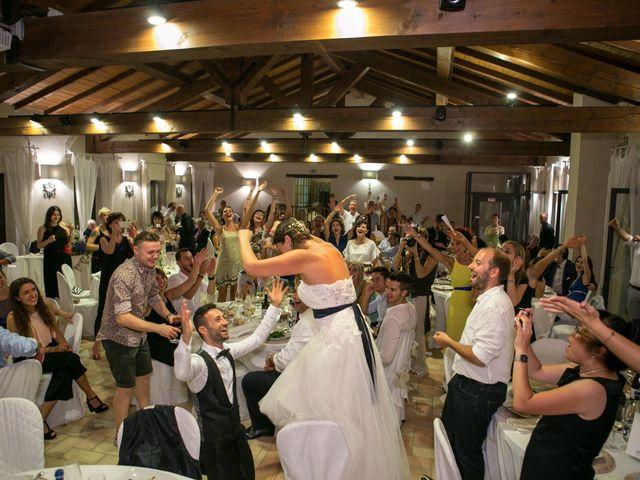Il matrimonio di Luca e Francesca a Albinea, Reggio Emilia 28