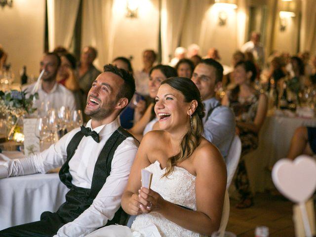 Il matrimonio di Luca e Francesca a Albinea, Reggio Emilia 29
