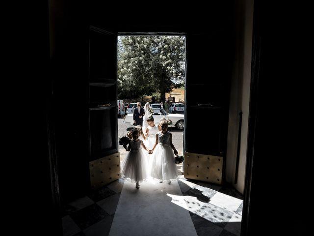 Il matrimonio di Roberto e Valeria a Rocca di Papa, Roma 1