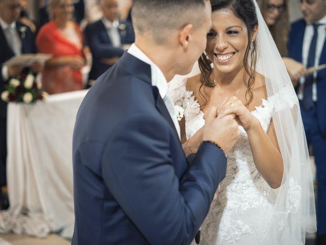 Il matrimonio di Roberto e Valeria a Rocca di Papa, Roma 18