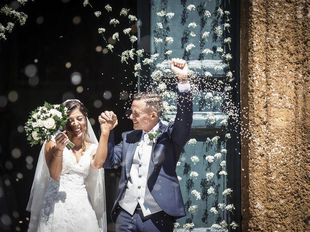 Il matrimonio di Roberto e Valeria a Rocca di Papa, Roma 21